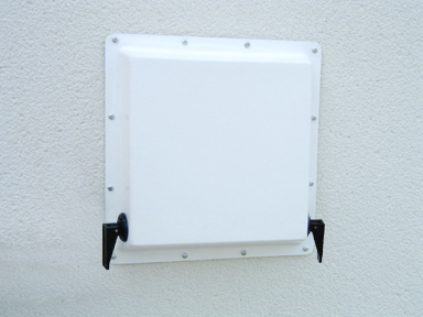 VC0002 - AIR VENT COVER DOUBLE BRICK